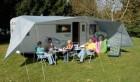Sonnensegel für Wohnwagen 700 x 240 cm Como 8