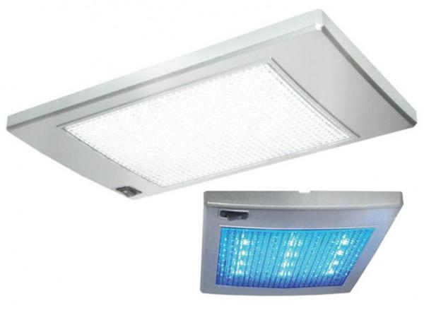 LED Strahler 12V SlimLite silber