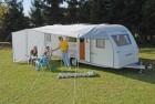 Sonnensegel für Wohnwagen 350 x 240 cm Como 4