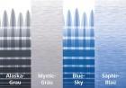 Thule Omnistor 8000 Gehäuse eloxiert 5,50 x 2,75m Saphir-Blau