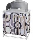 Küchenschrank Mercury CT Planets Braun/Beige