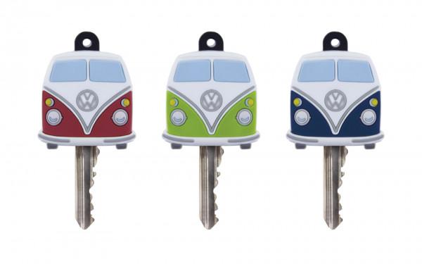 VW Bulli T1 Schlüsselüberzug 3er Set