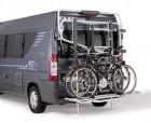 Lastenträger Futuro für 2 E-Bikes Hochdachtyp H2 Fiat Ducato ab Baujahr 07/2006