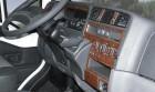 Armaturenbrett-Veredelung Wurzelholz für Ford Transit ohne Beifahrerairbag ab Baujahr 05/2006
