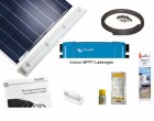 Solara Solaranlage Premium Pack 01/M mit Victron MPPT-Laderegler