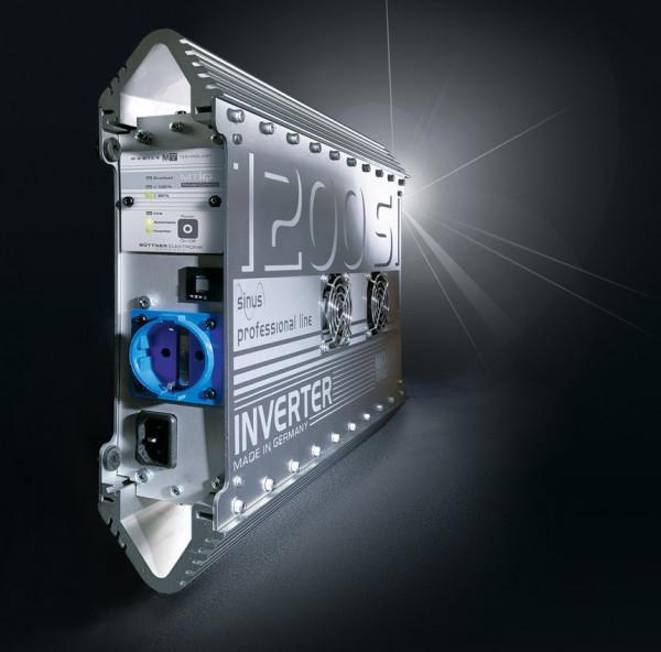 Sinus Wechselrichter MT 1200 SI