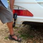 Stützen Butler 2 für Wohnwagen Standstützen