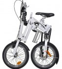 Mobiky Faltrad Steve schwarz