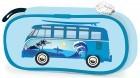 VW Collection Mäppchen Classic Bus blau