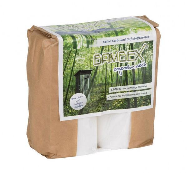 Bambex® Premium Toilettenpapier