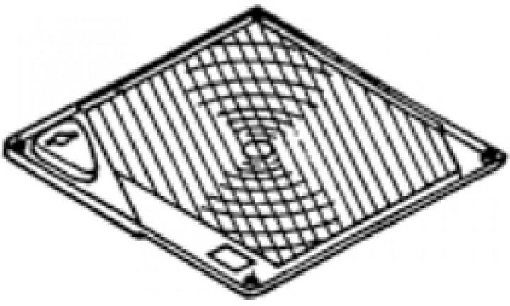 Ventilator-Gitter Omnivent 12V