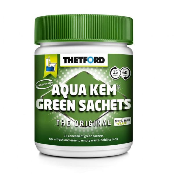 Aqua Kem Green Sachets 15 Stück