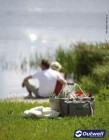 Outwell Picknickkorb faltbar mocca