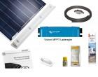 Solara Solaranlage Premium Pack 02/M mit Victron MPPT-Laderegler