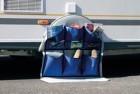 Radausschnitttasche für Hobby 1-Achs-Wohnwagen