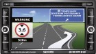 Navigationssystem Ventura AVN S 9000 PRO inkl. Farb-Doppelkamera
