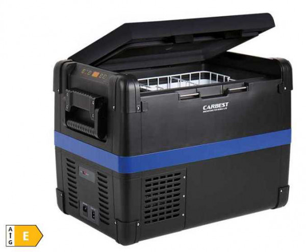 Carbest Kompressor-Kühlbox MaxiFreezer 50 Liter