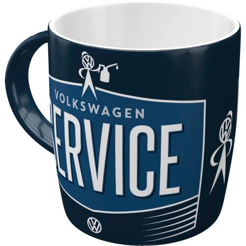 VW Retro Tasse Service & Repair
