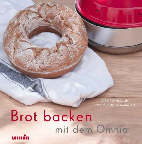 Omnia Backbuch Brot backen mit dem Omnia