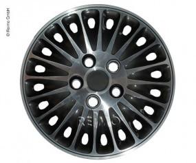 Radzierblende Aluminium für VW T5 16 Zoll