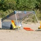 Brunner Pavillon Zebo Beach