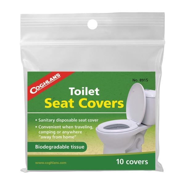 Coghlans Toilettenauflagen 10 Auflagen