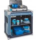 Küchenschrank JumBox CT 3G Grau