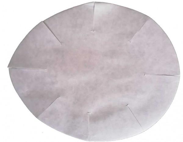 WC-Pure Einlagen oval groß 100 Stück