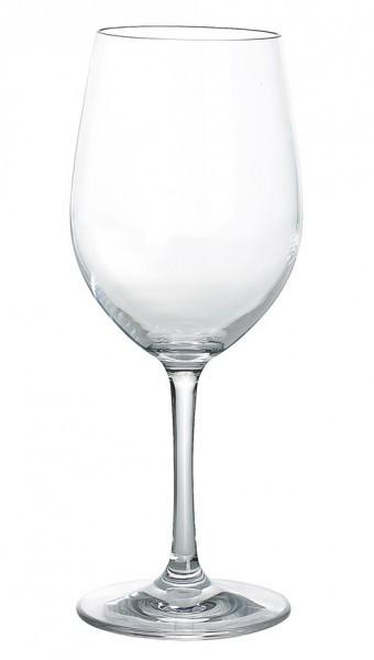 Camping Weißweinglas aus Polycarbonat