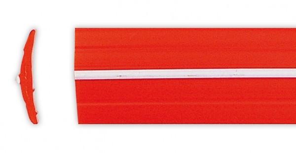 Leistenfüller rot weiß 12 mm