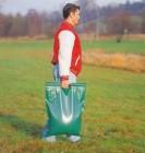 Abwassersack 25l mit Tragebügel und Schlauch