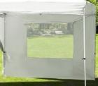 Brunner Seitenwandset für Alu-Pavillon Zebo Camper