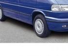 Flankenschutz VW T4 KR schwarz