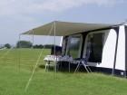 Wigo Sonnendach für Rolli Plus Komfort Breite 4,35 m
