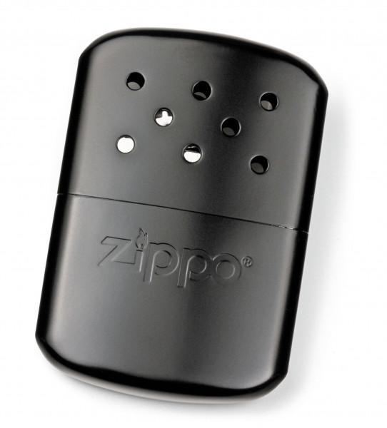 Zippo Taschenofen Benzin schwarz