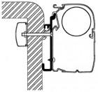 Adapter Rapido Serie 9 für Thule|Omnistor Markisen Serie 5