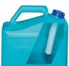 Safari-Trinkwasserkanister mit Ausgießverschluss 15 Liter