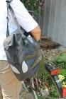 Relags 'Radl' Shoppingtasche schwarz