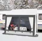 Wintervorzelt Brixen