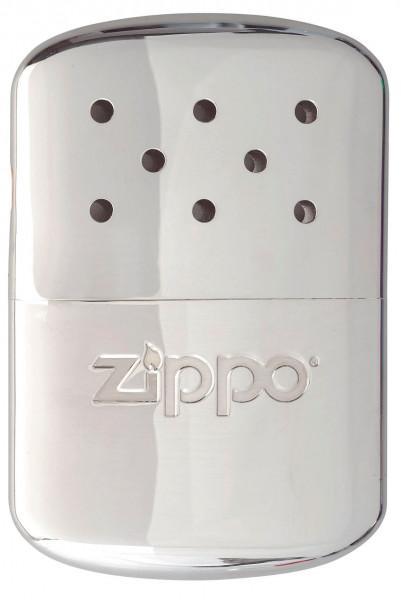Zippo Taschenofen 'Benzin' chrom