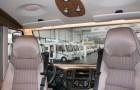 Sonnenschutzmatte Screen für Mercedes Sprinter ab Baujahr 04/2006