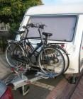 LAS Caravan Deichsel Fahrradträger