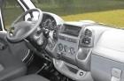 Armaturenbrett-Veredelung Aluminium für Renault Master ab Baujahr 10/2003