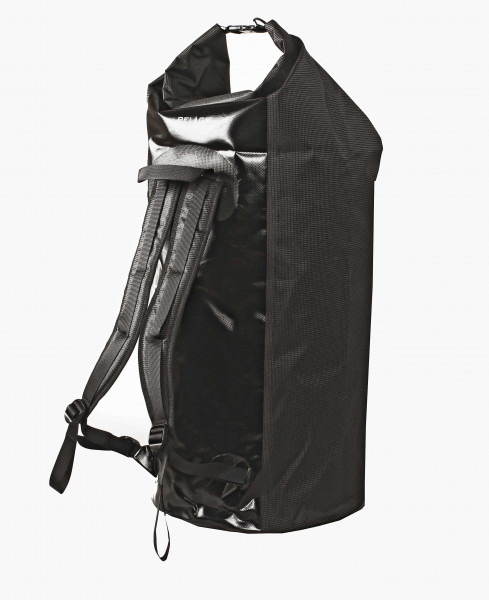 Seesack 90 Liter schwarz
