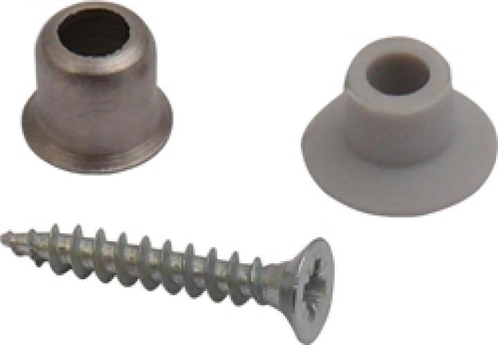 Befestigungs-Set für Cramer-Einbaukocher, -Spülen und -Kombinationen EK 85 hellgrau