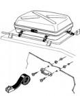 Omnistor Mounting Kit Spanngurte