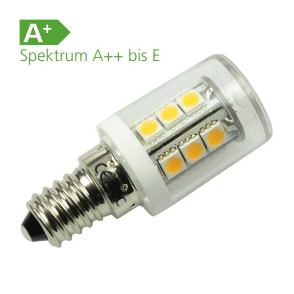 18er SMD LED Stiftsockel E14 12 Volt