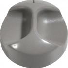 Drehknopf Wahlschalter für Dometic-Kühlschränke hellgrau Nr. 2412137107