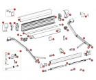 Gelenkarm Thule|Omnistor 8000 - Gelenkarm 2,75m, links - Omnistor 8000