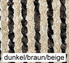 Chenille-Flauschvorhang für Reisemobil 56x205 cm